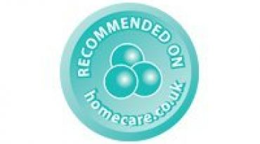 Healthvision Recommended Provider on Homecare.co.uk